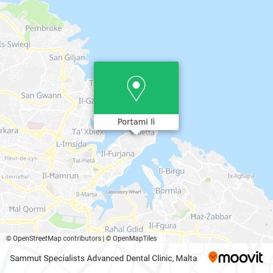 Mappa Sammut Specialists Advanced Dental Clinic