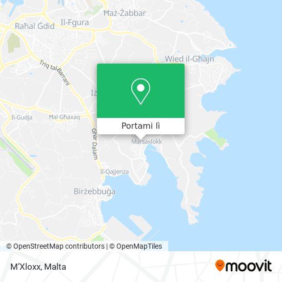 Mappa M'Xloxx