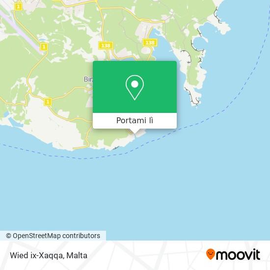 Mappa Wied ix-Xaqqa