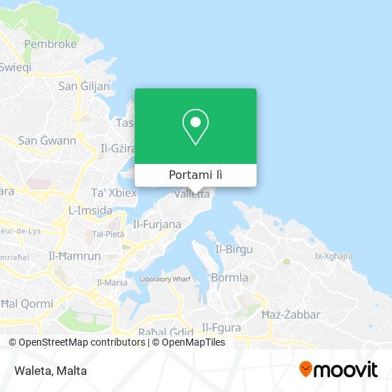 Mappa Waleta