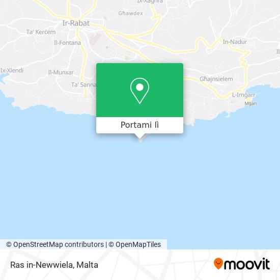 Mappa Ras in-Newwiela