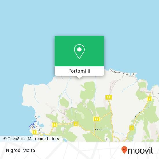 Mappa Nigred