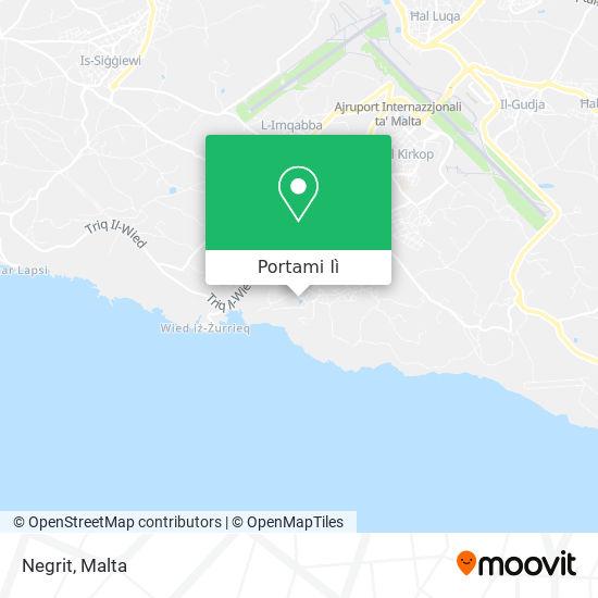 Mappa Negrit