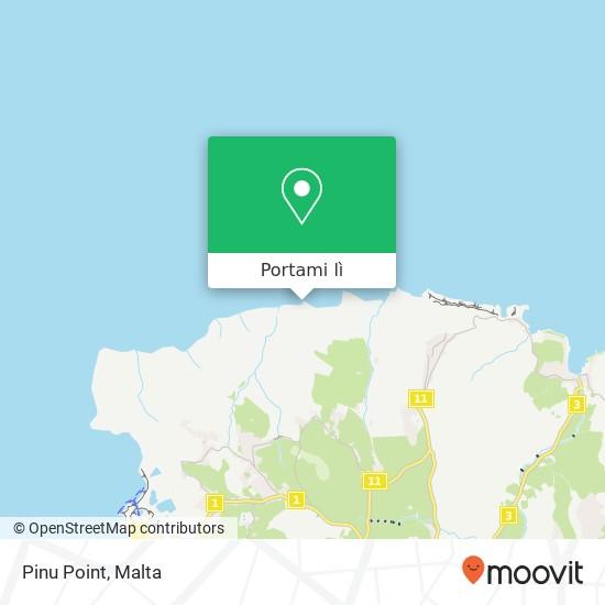 Mappa Pinu Point