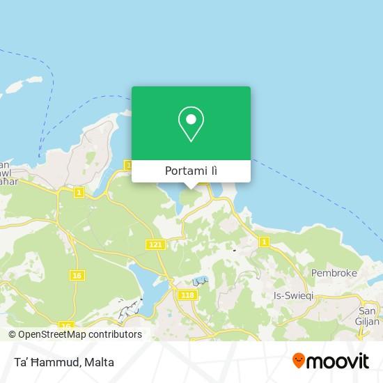 Mappa Ta' Ħammud