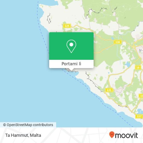 Mappa Ta Hammut