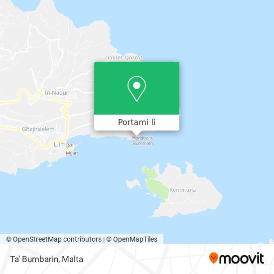 Mappa Ta' Bumbarin