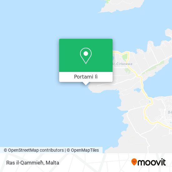 Mappa Ras il-Qammieħ