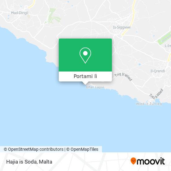 Mappa Hajia is Soda