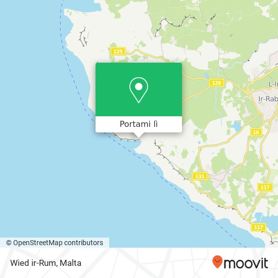 Mappa Wied ir-Rum