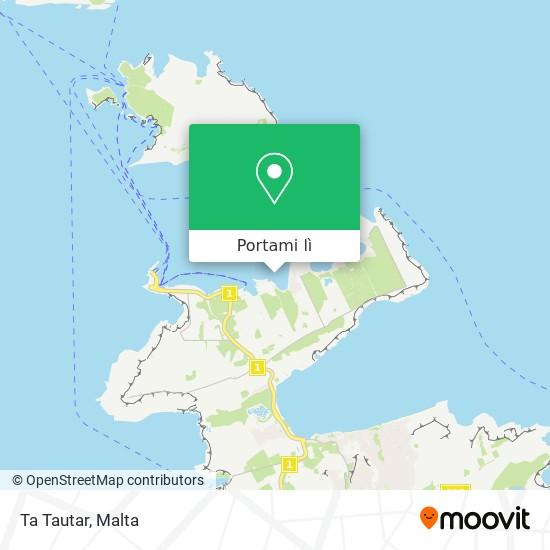 Mappa Ta Tautar