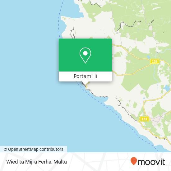 Mappa Wied ta Mijra Ferha