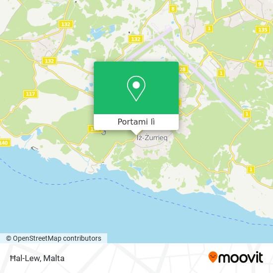 Mappa Ħal-Lew
