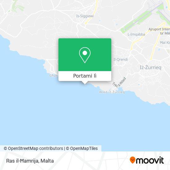 Mappa Ras il-Ħamrija