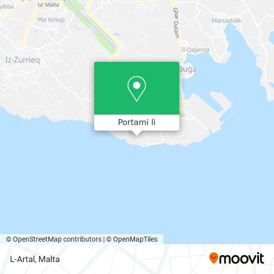 Mappa L-Artal