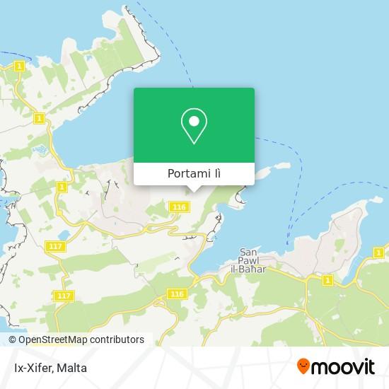 Mappa Ix-Xifer
