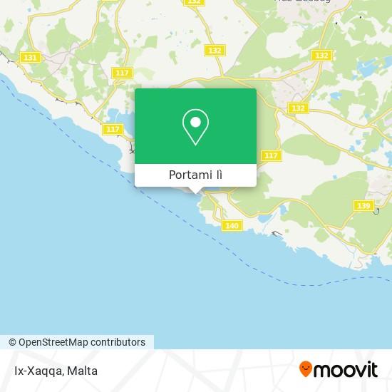 Mappa Ix-Xaqqa