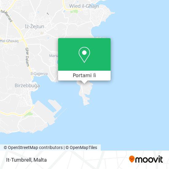 Mappa It-Tumbrell