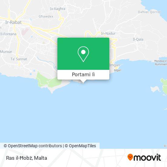Mappa Ras il-Ħobż