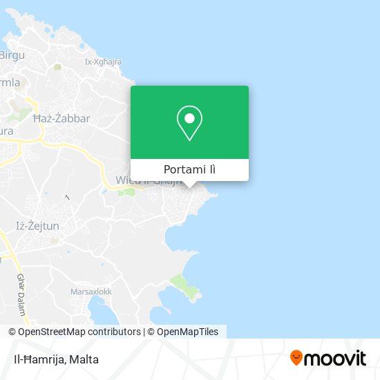 Mappa Il-Ħamrija
