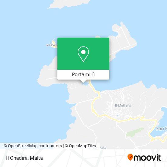 Mappa Il Chadira