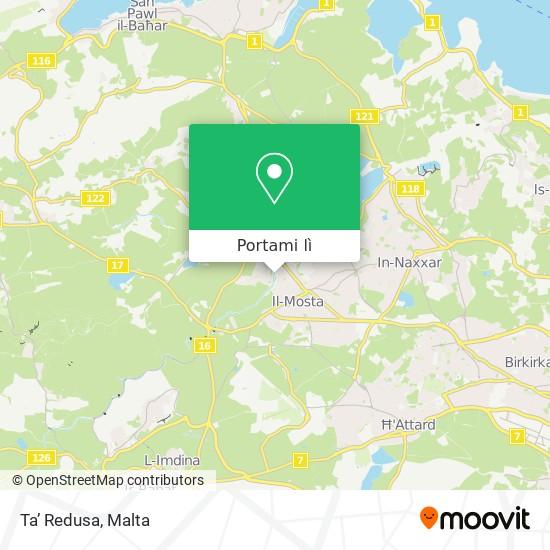 Mappa Ta' Redusa