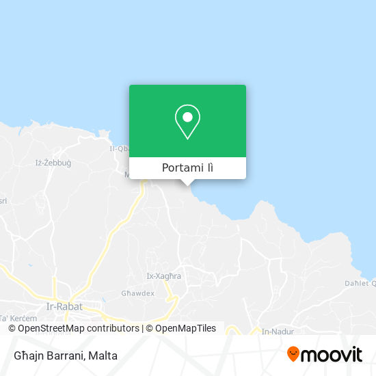 Mappa Għajn Barrani