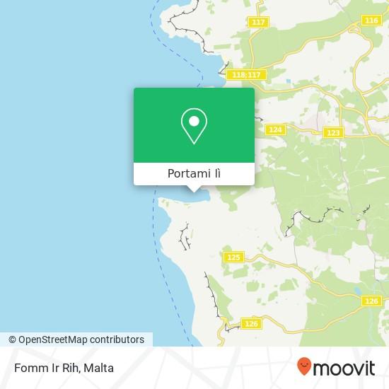 Mappa Fomm Ir Rih
