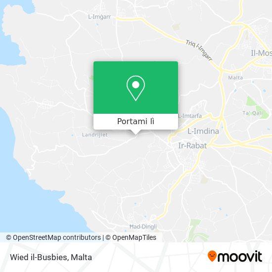Mappa Wied il-Busbies