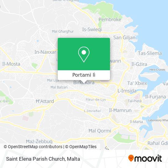 Mappa Saint Elena Parish Church