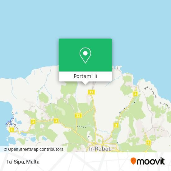 Mappa Ta' Sipa