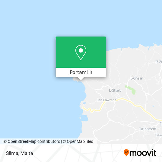 Mappa Slima