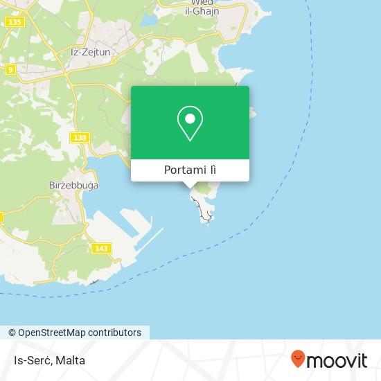 Mappa Is-Serċ