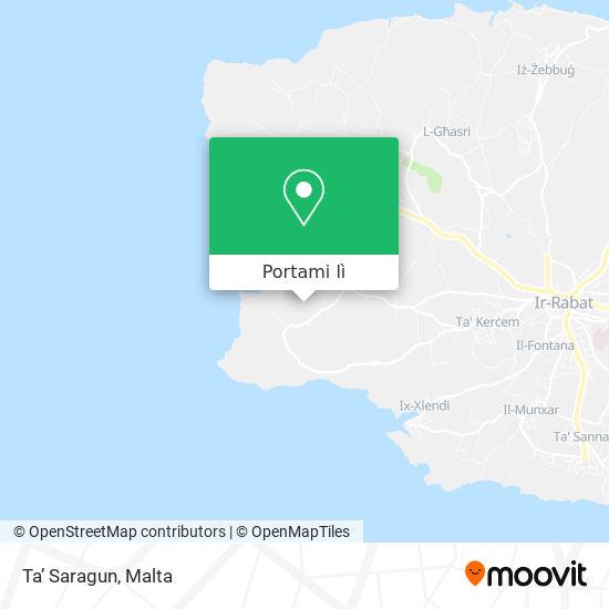 Mappa Ta' Saragun