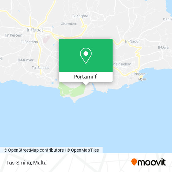 Mappa Tas-Smina