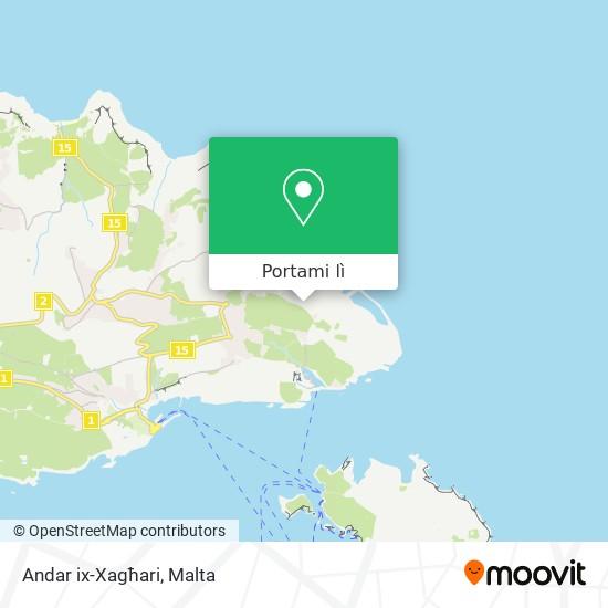 Mappa Andar ix-Xagħari
