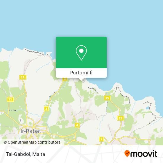 Mappa Tal-Gabdol