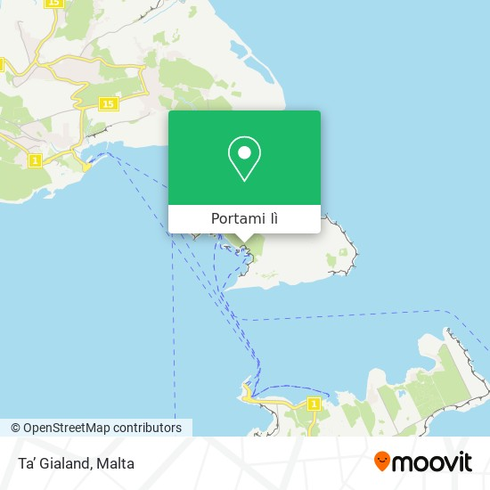 Mappa Ta' Gialand
