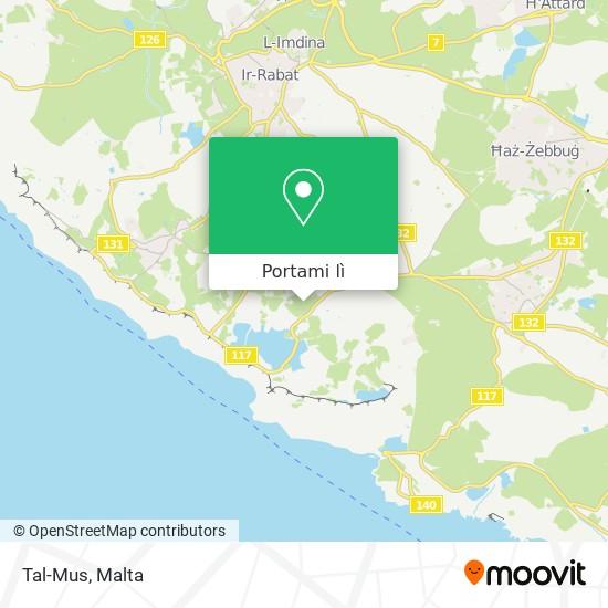 Mappa Tal-Mus
