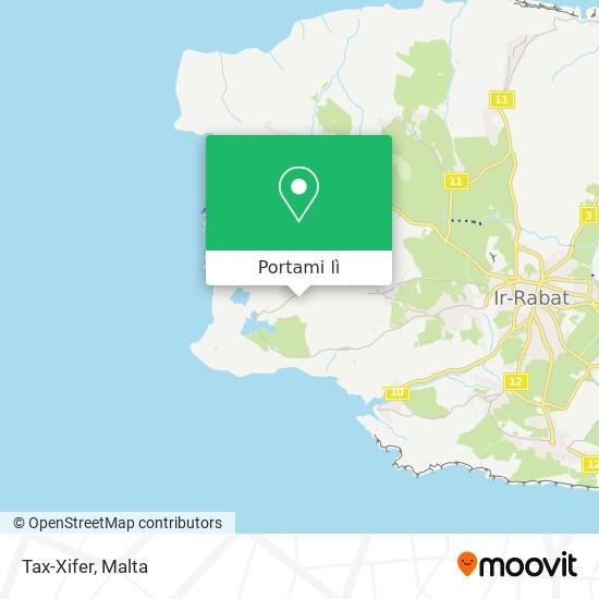 Mappa Tax-Xifer