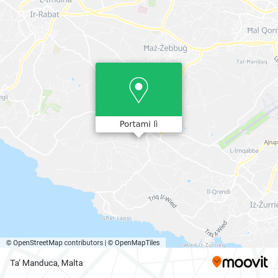 Mappa Ta' Manduca