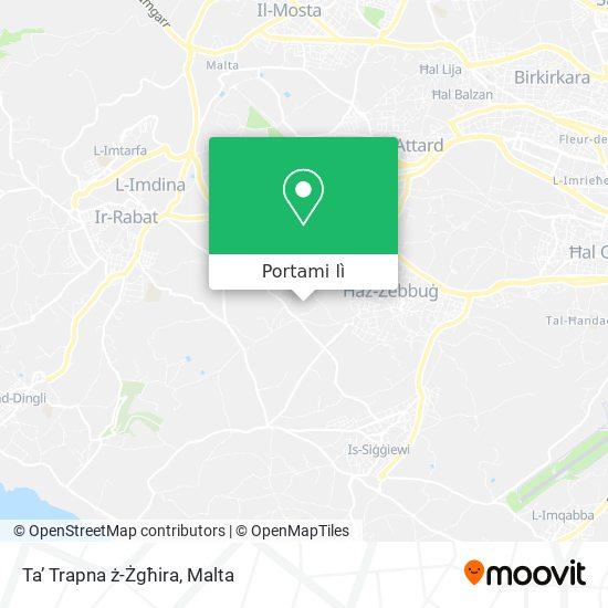 Mappa Ta' Trapna ż-Żgħira