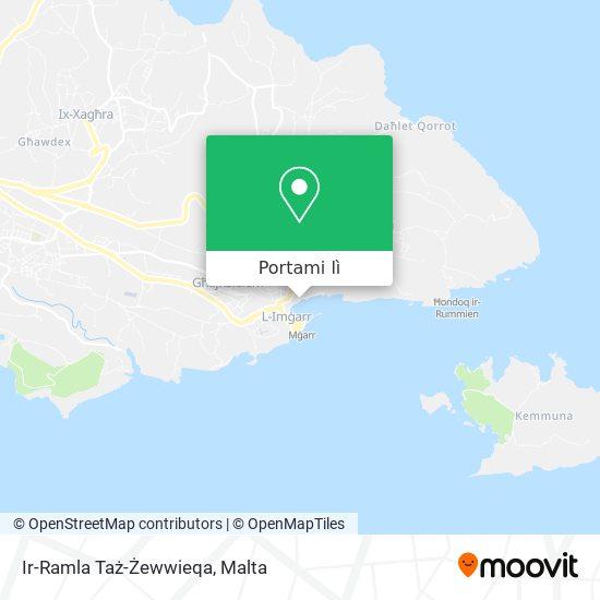 Mappa Ir-Ramla Taż-Żewwieqa