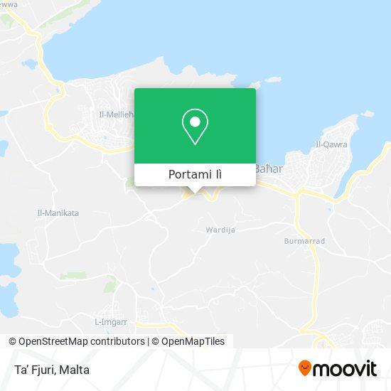 Mappa Ta' Fjuri