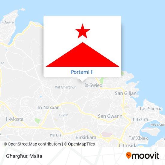 Mappa Għargħur