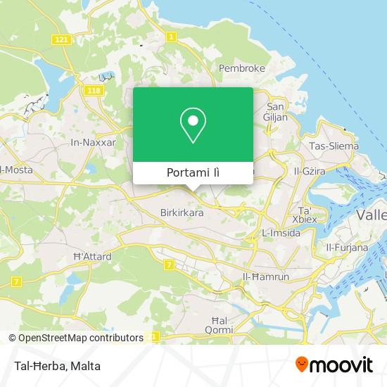 Mappa Tal-Ħerba