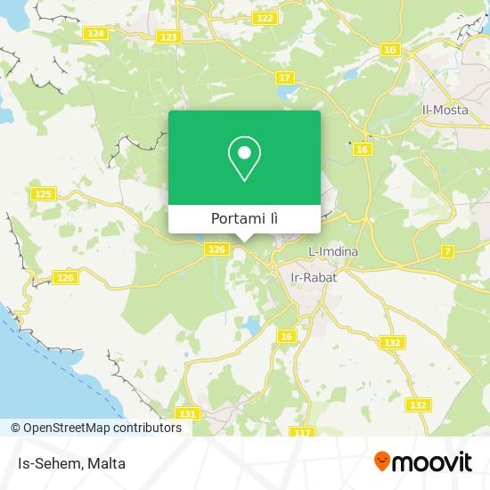 Mappa Is-Sehem