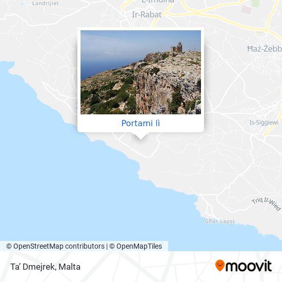 Mappa Ta' Dmejrek
