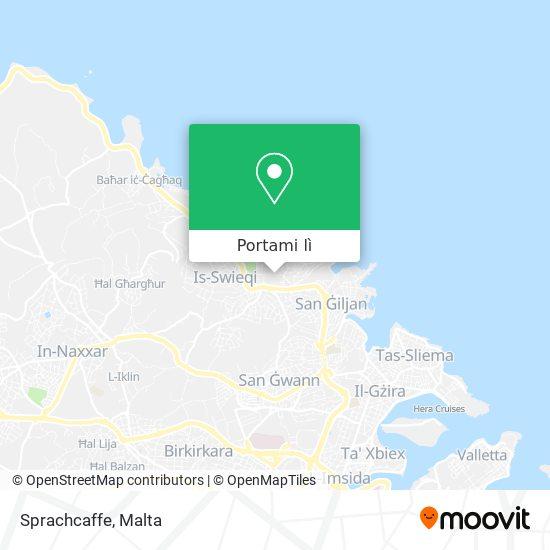 Mappa Sprachcaffe