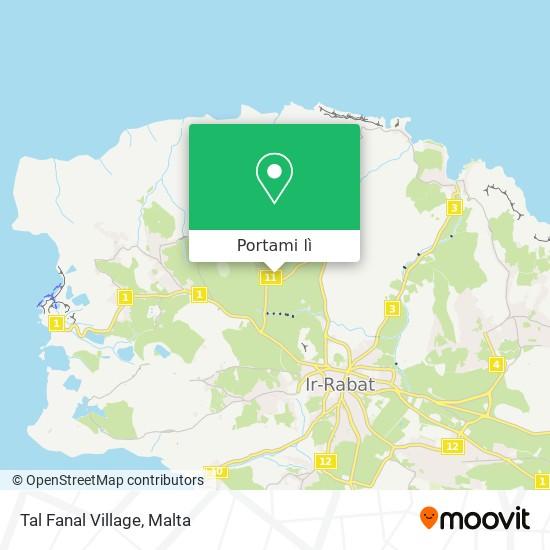 Mappa Tal Fanal Village